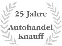 25 Jahre Autohandel Knauff